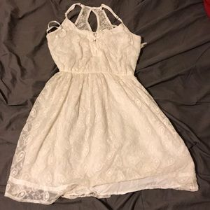 Hollister dress and blouse